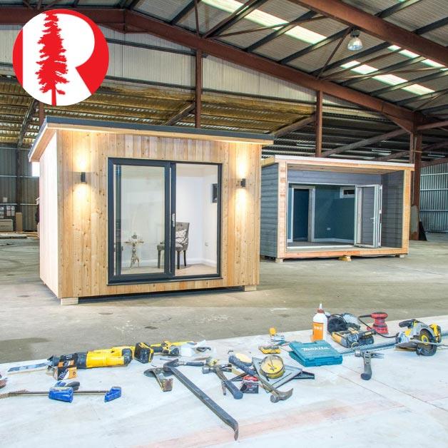 RedWood Timber Frame Buildings & Garden Rooms