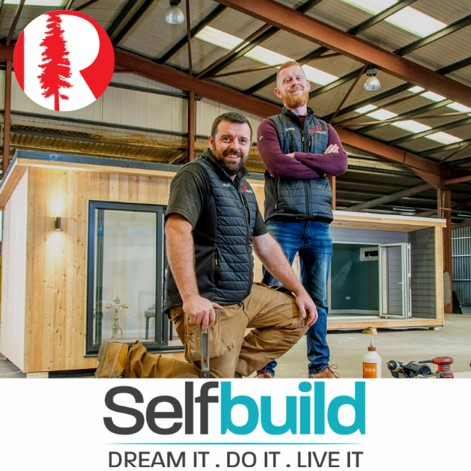 Coming to Self Build Ireland. Dream it. Do it. Live it.