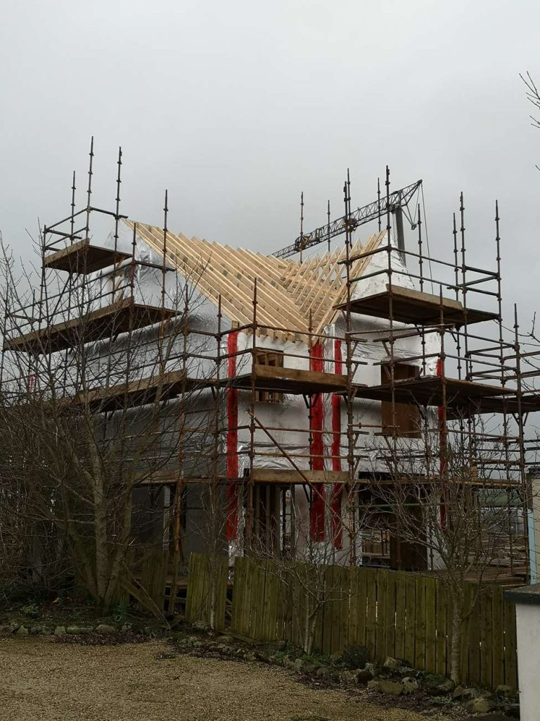 Timberframe Houses Ireland